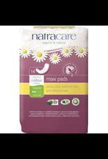 Natracare Organic Cotton Maxi Pads Regular