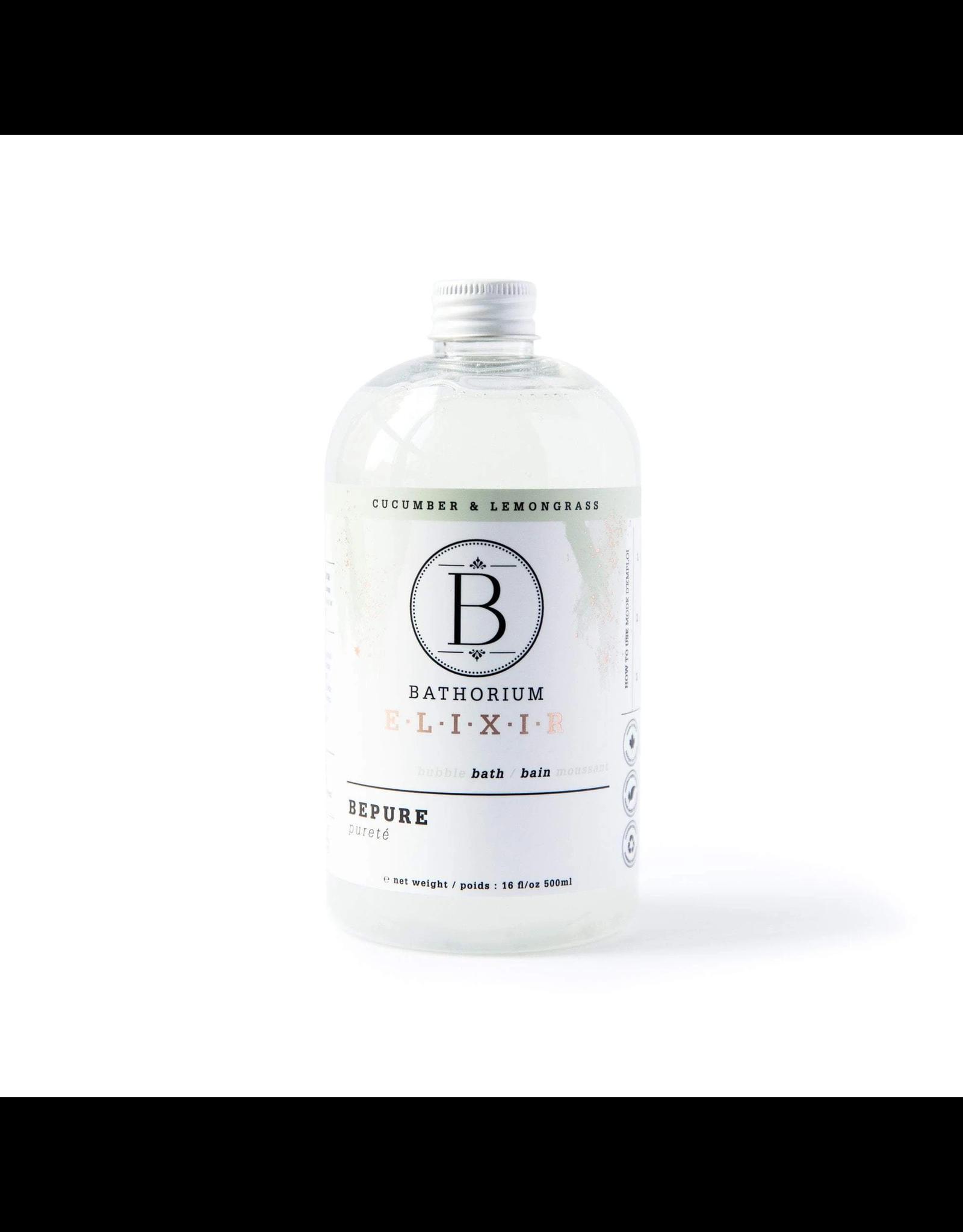 Bathorium BePure Bubble Elixir