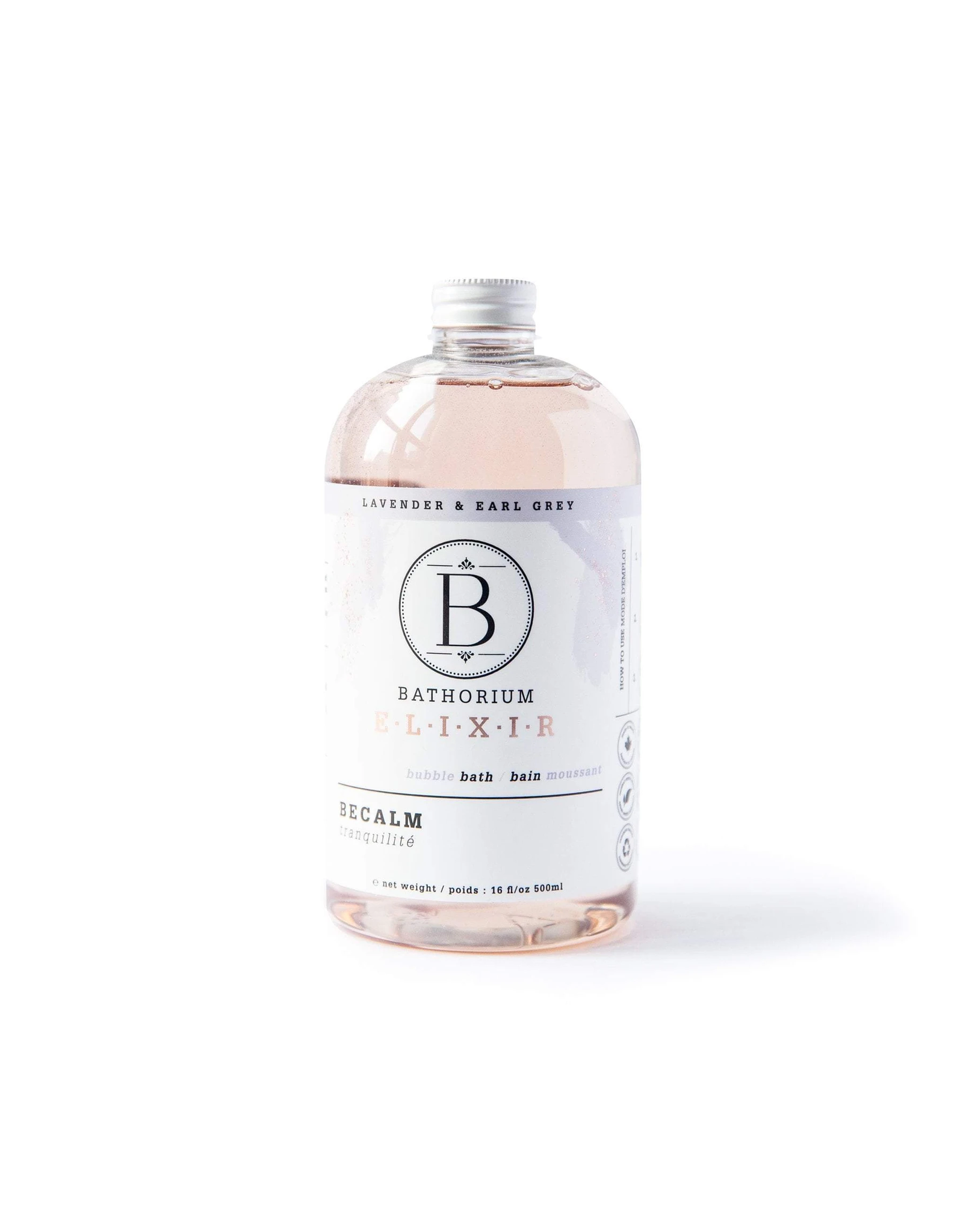 Bathorium BeCalm Bubble Elixir