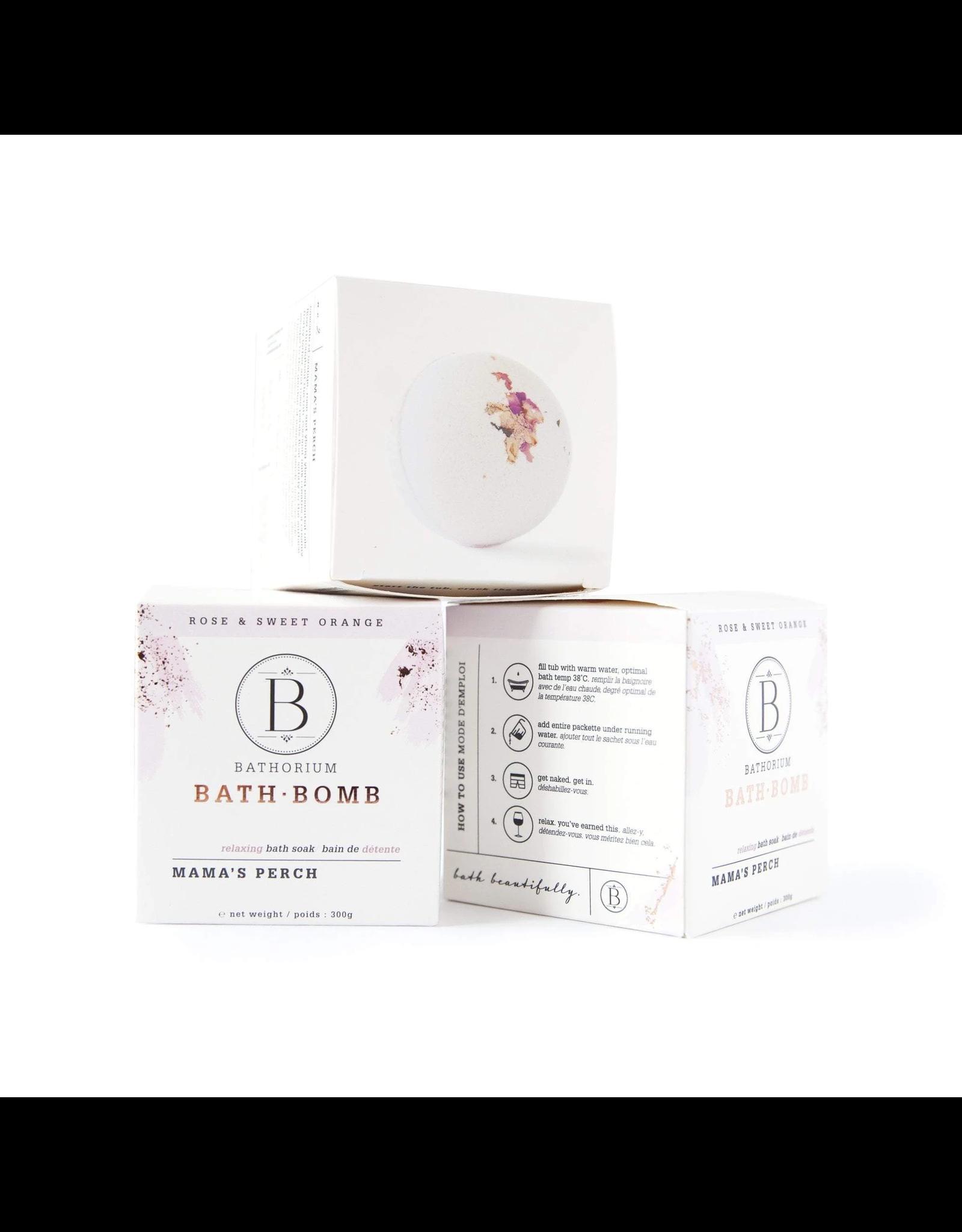 Bathorium Bath Bomb - Mama's Perch