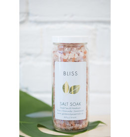 Garden City Essentials Salt Soak Bliss