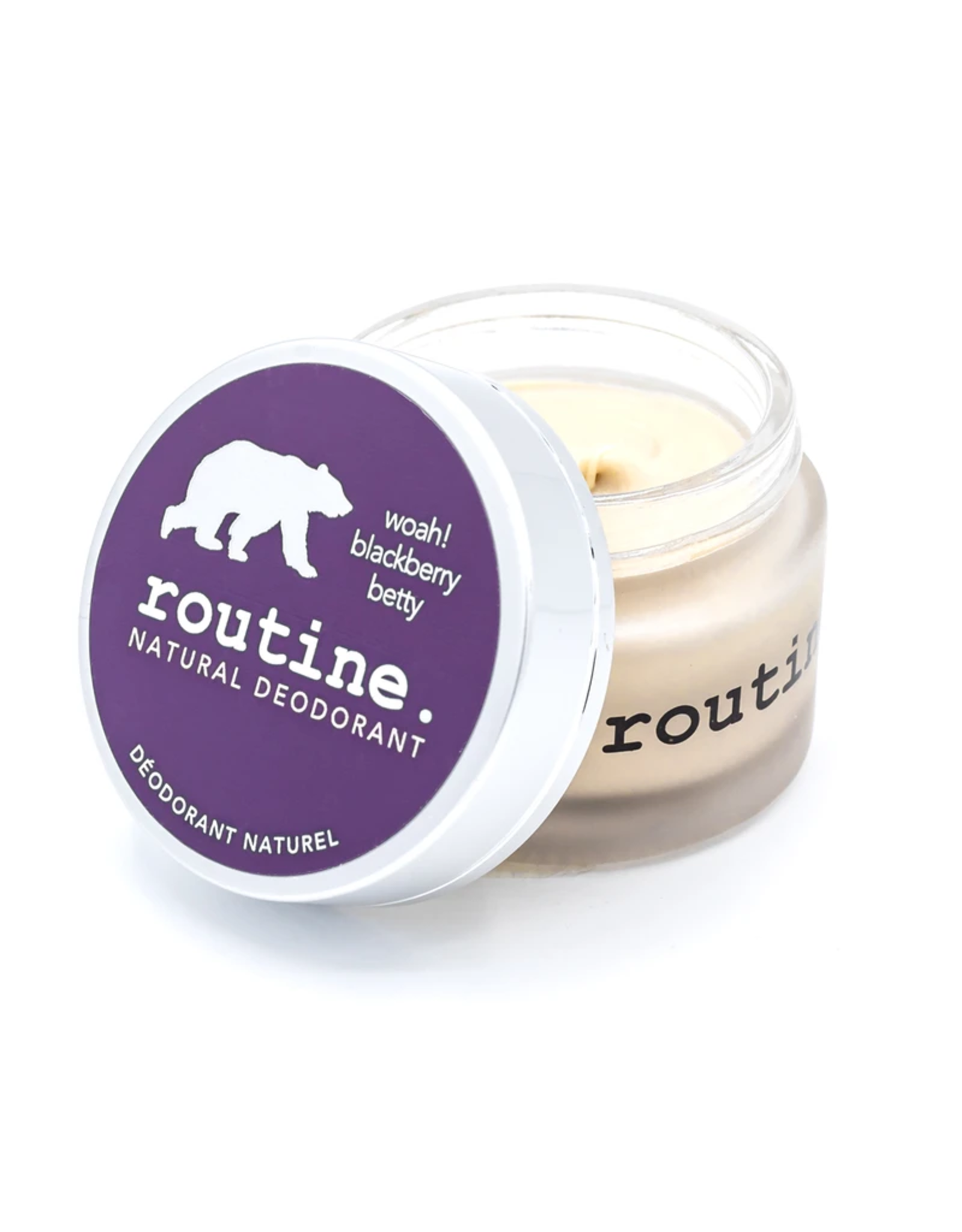 Routine Blackberry Betty - Natural Deodorant Cream