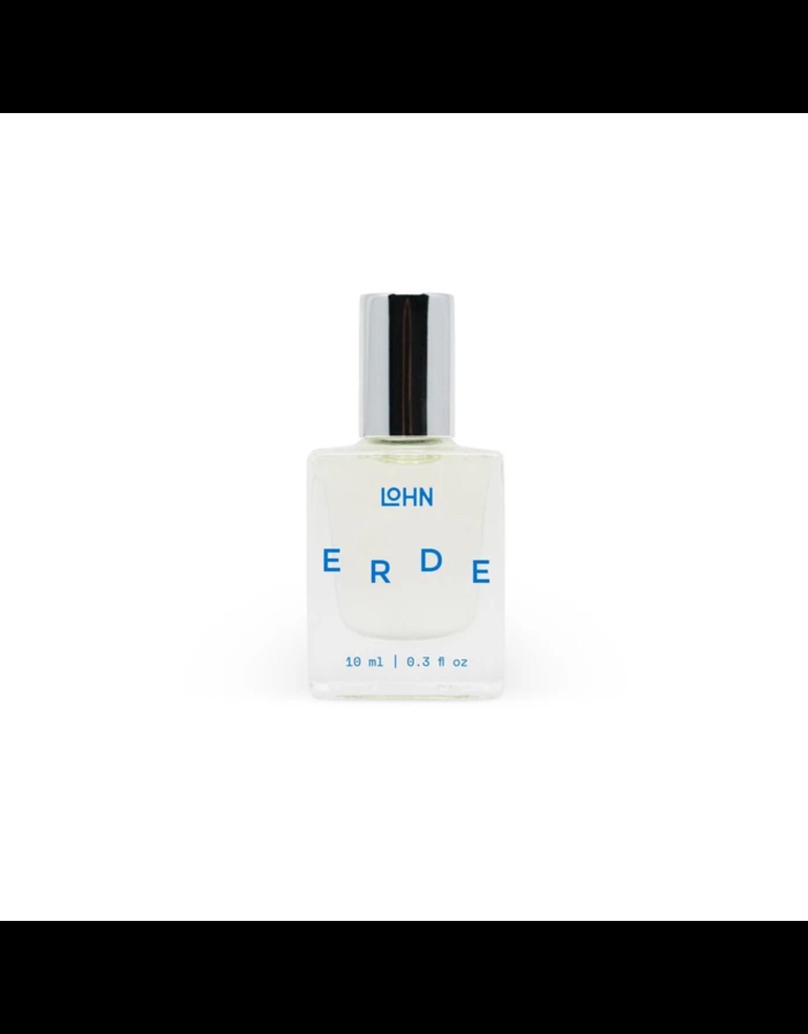 LOHN Erde Perfume Oil - Amber & Vetiver
