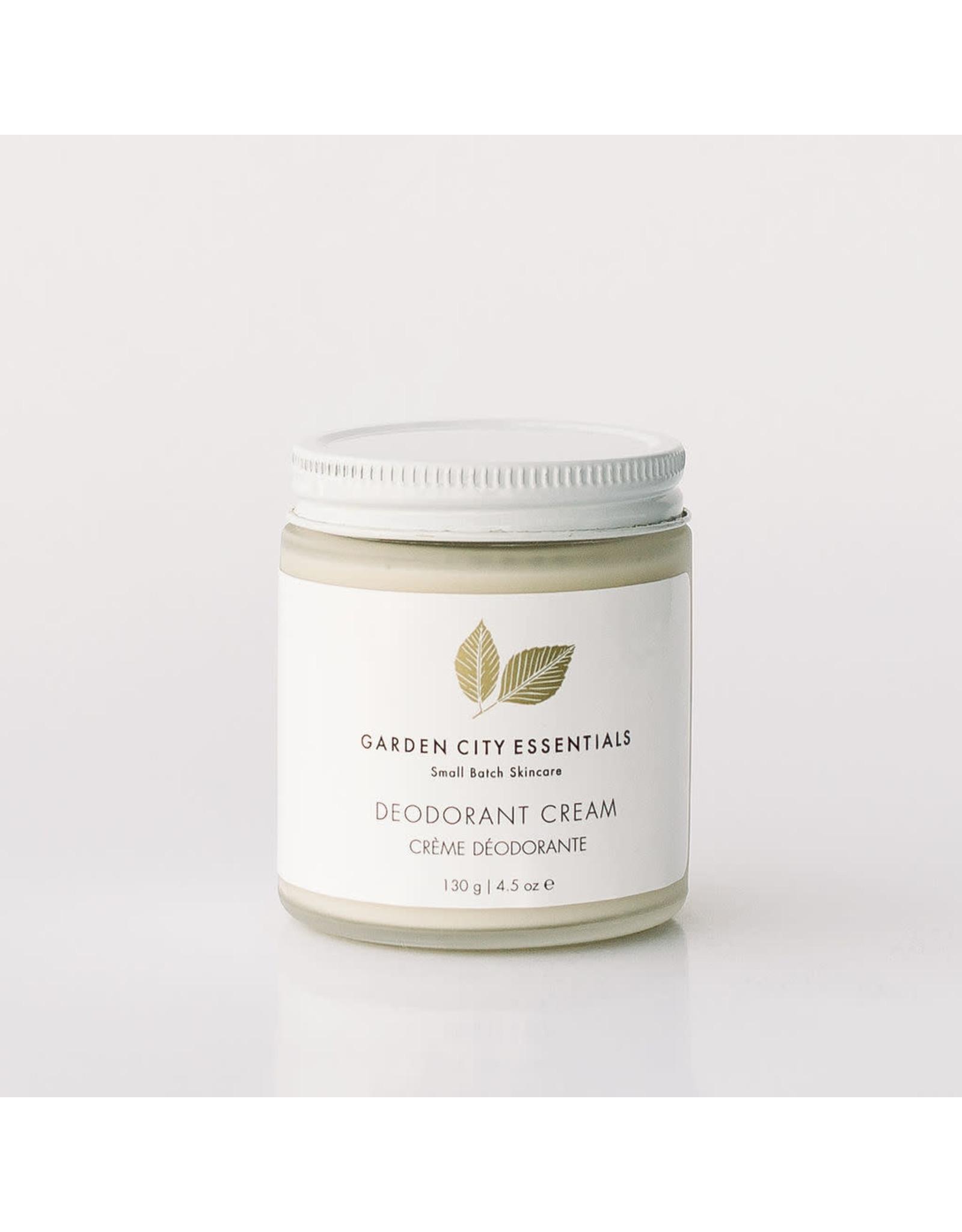 Garden City Essentials DEODORANT CREAM