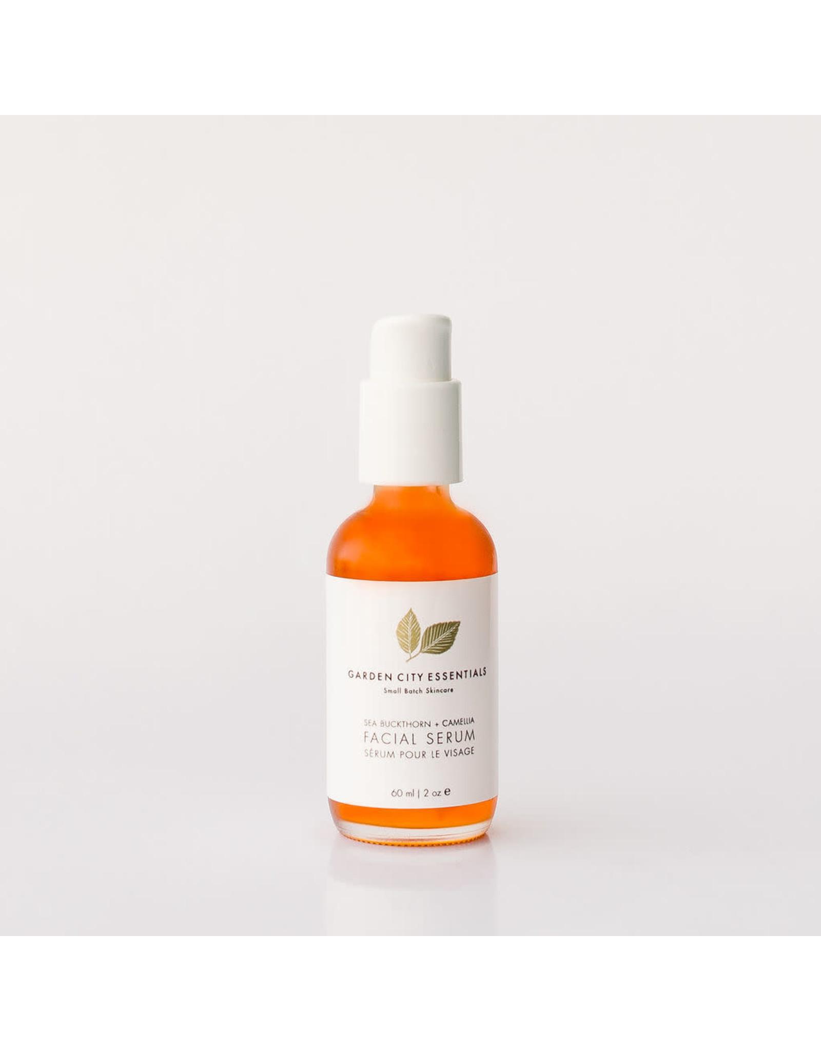 Garden City Essentials Sea buckthorn & Camellia Facial Serum 60ml