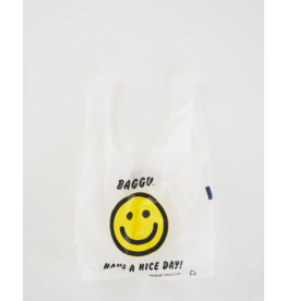 Baggu Baggu White Thank You Reusable Bag