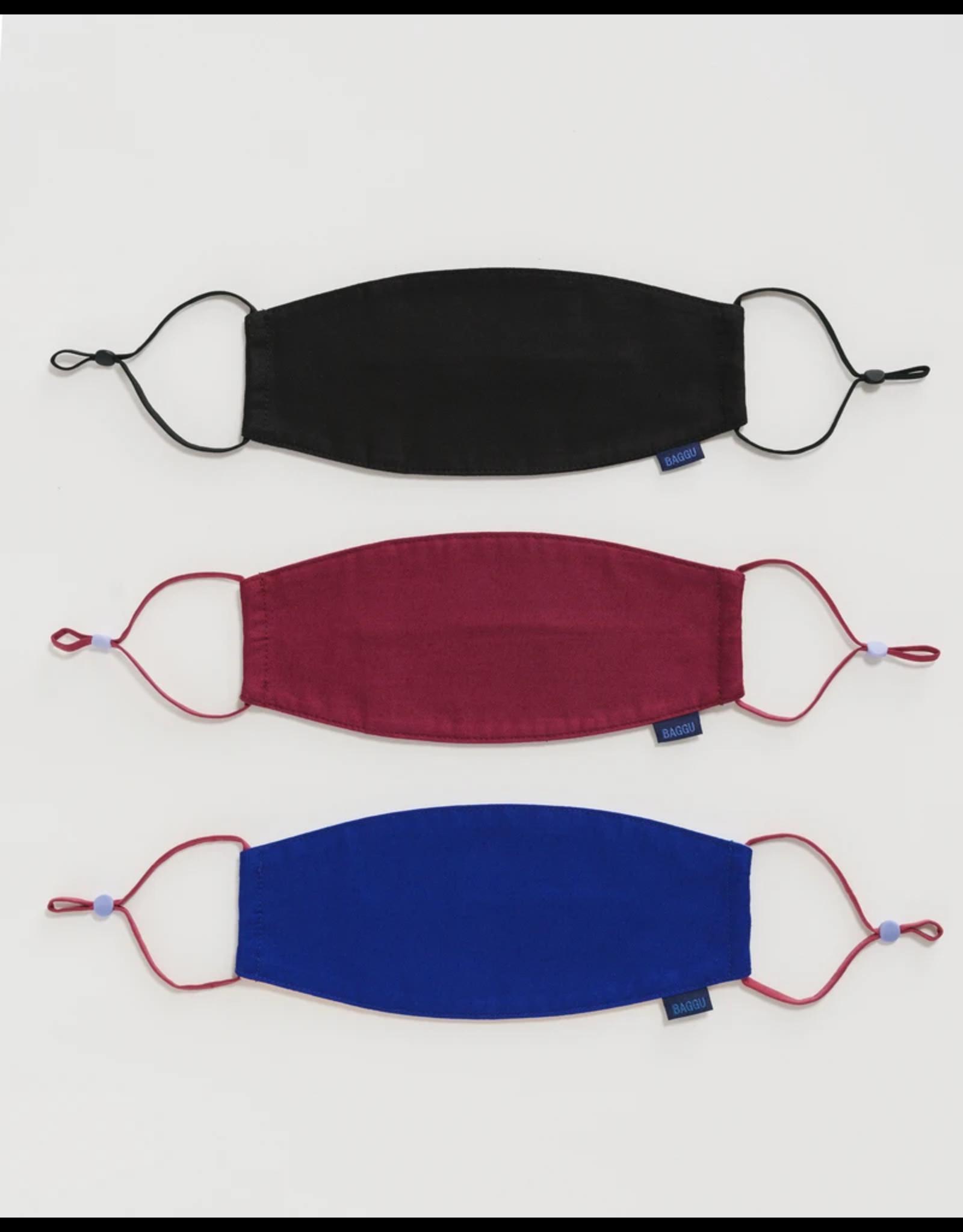 Baggu Baggu Fabric Mask Set - Twilight