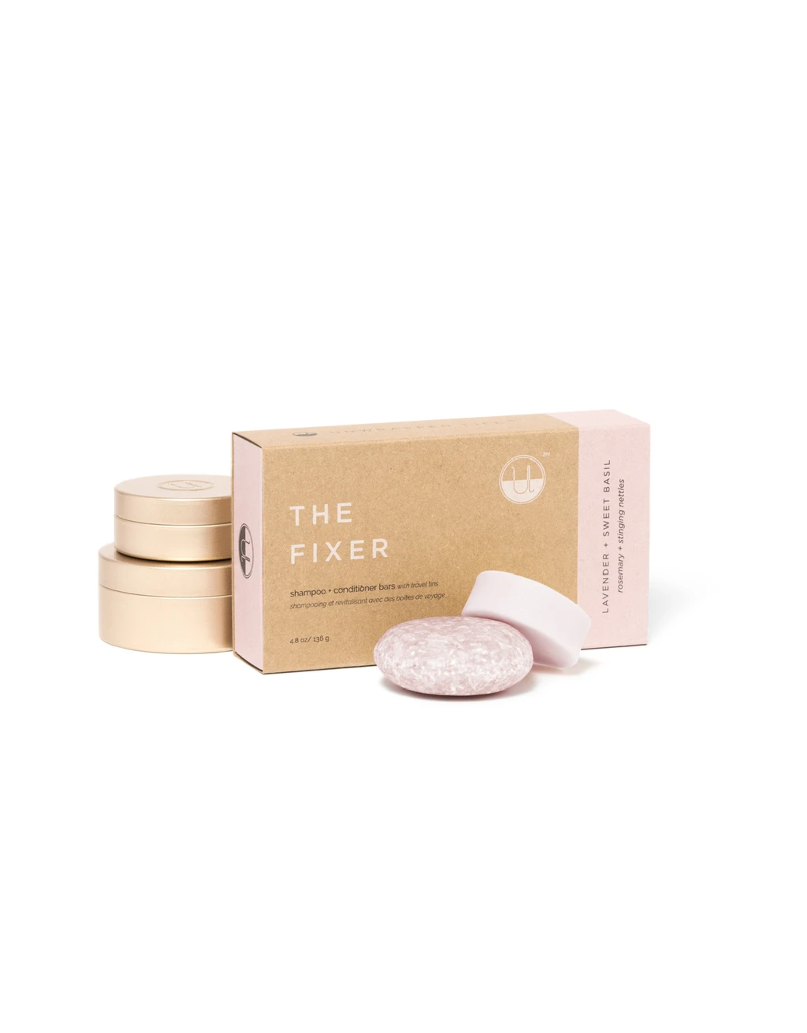 Unwrapped Life The Fixer Travel Set