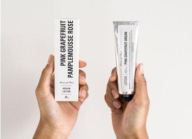 Hand Cream + Sanitizer