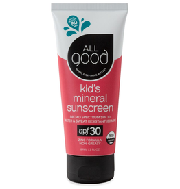 All Good Kid's Mineral Sunscreen Lotion SPF 30