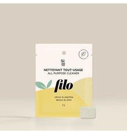 Filo All Purpose Cleaner Tab - Lemon & Mint