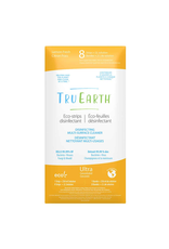 Tru Earth Tru Earth Eco-strips Disinfecting Multi-Surface Cleaner 8 pack