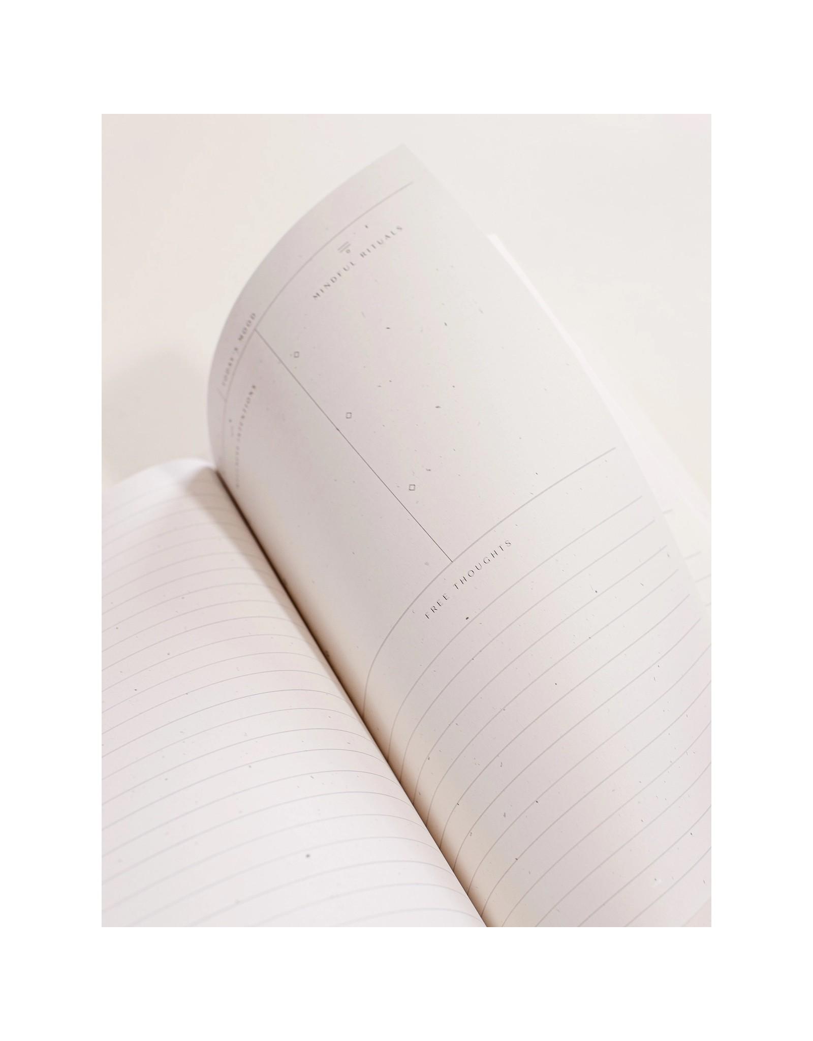 Wilde House Paper Rituals & Wellness Journal