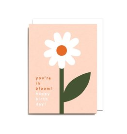 Worthwhile Paper Birthday Bloom Card