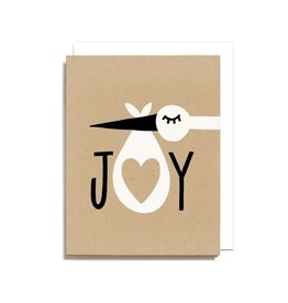Worthwhile Paper Bundle of Joy New Baby Card
