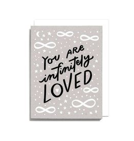 Worthwhile Paper Infinitely Loved Card