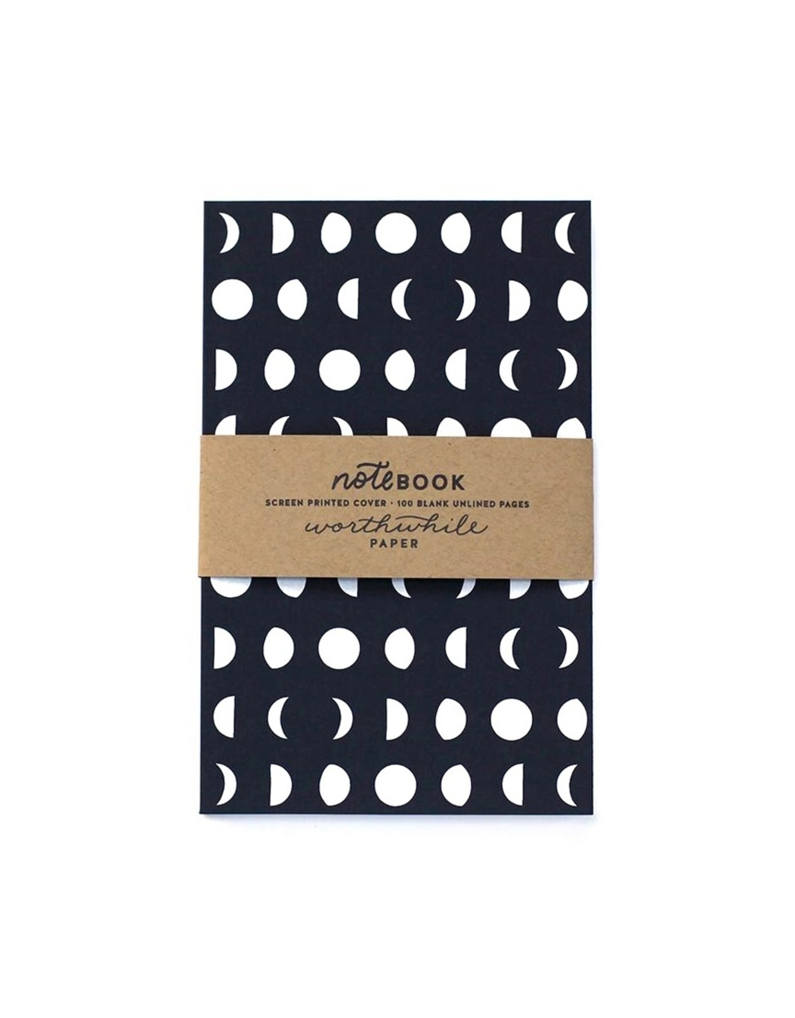 Worthwhile Paper Moon Notebook