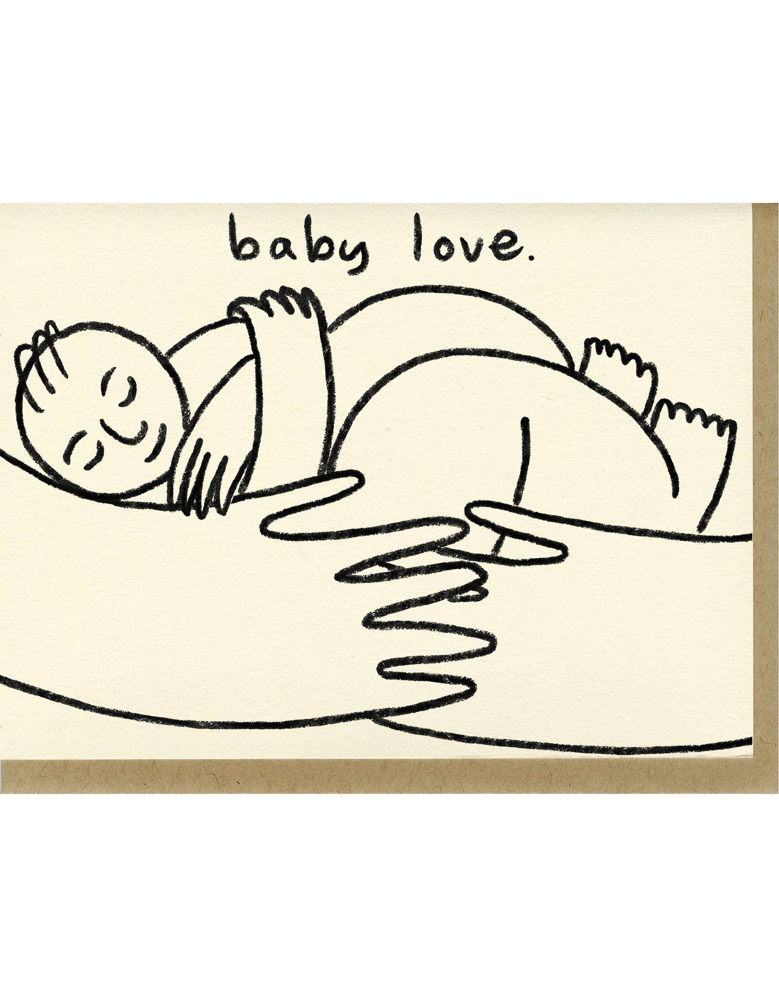 People I've Loved Baby Love Card