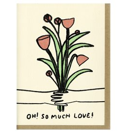 People I've Loved Oh So Much Love Card