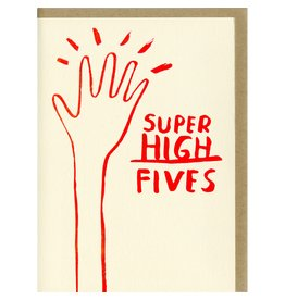 People I've Loved Super High Fives Card
