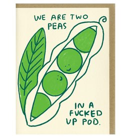 People I've Loved Two Peas Card