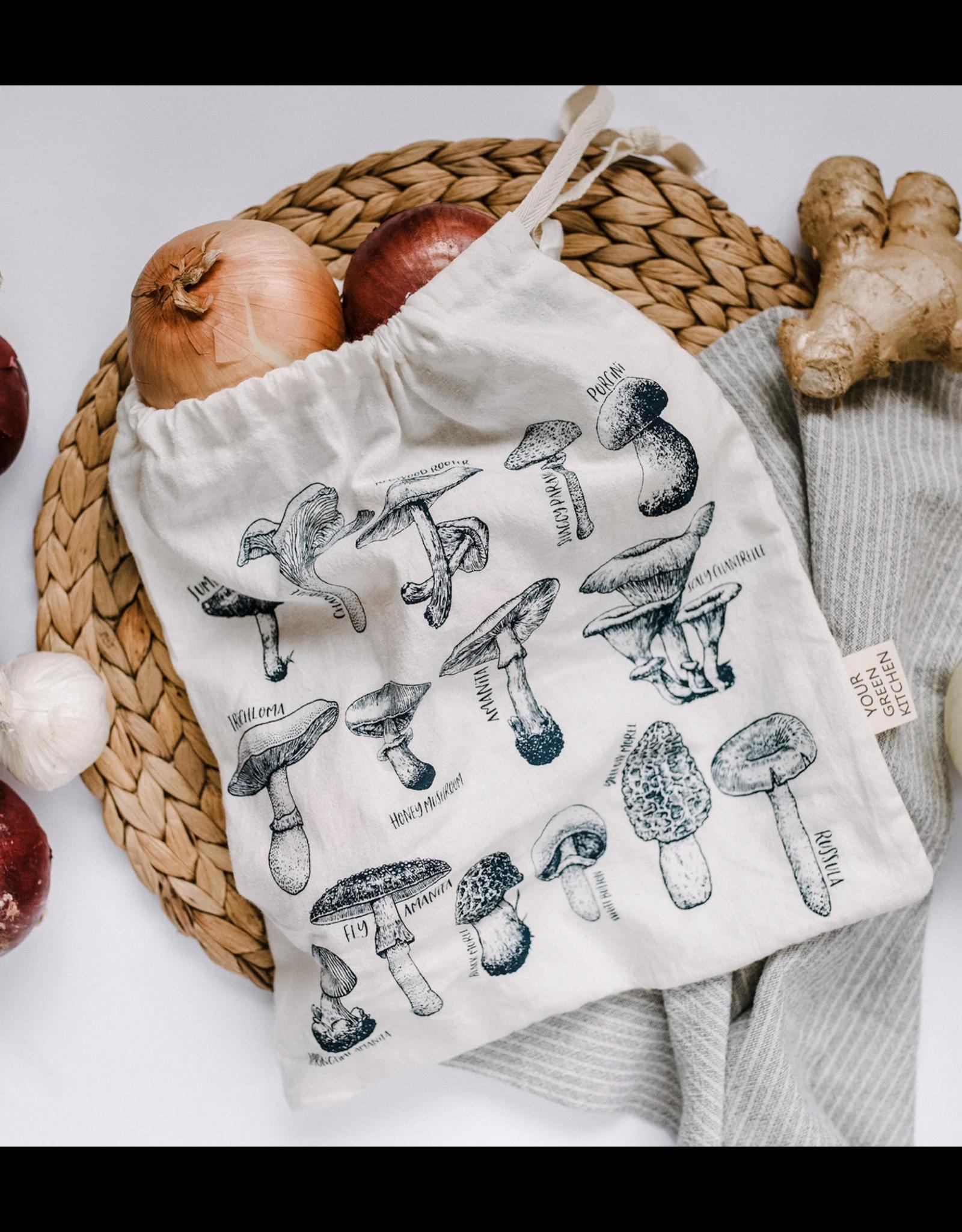 Your Green Kitchen Mushroom Produce Bag
