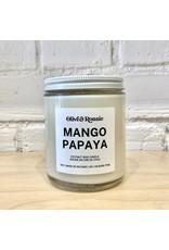 Olive & Ronnie Mango Papaya Candle