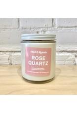 Olive & Ronnie Rose Quartz Candle