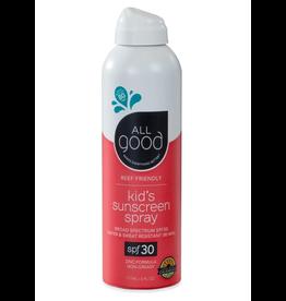 All Good Kid's Sunscreen Spray