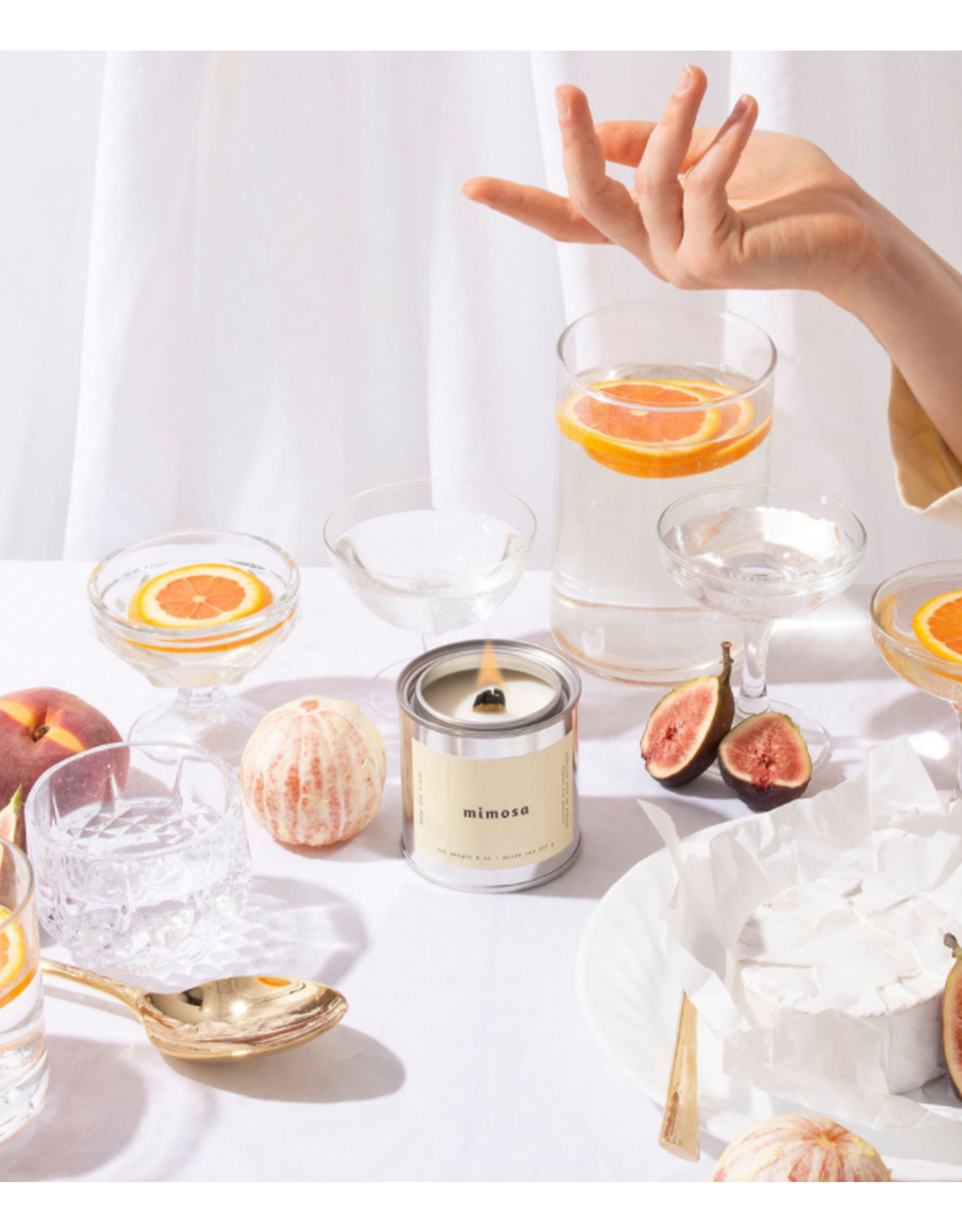 Mala The Brand Mimosa / Orange + Mangosteen + Grapefruit