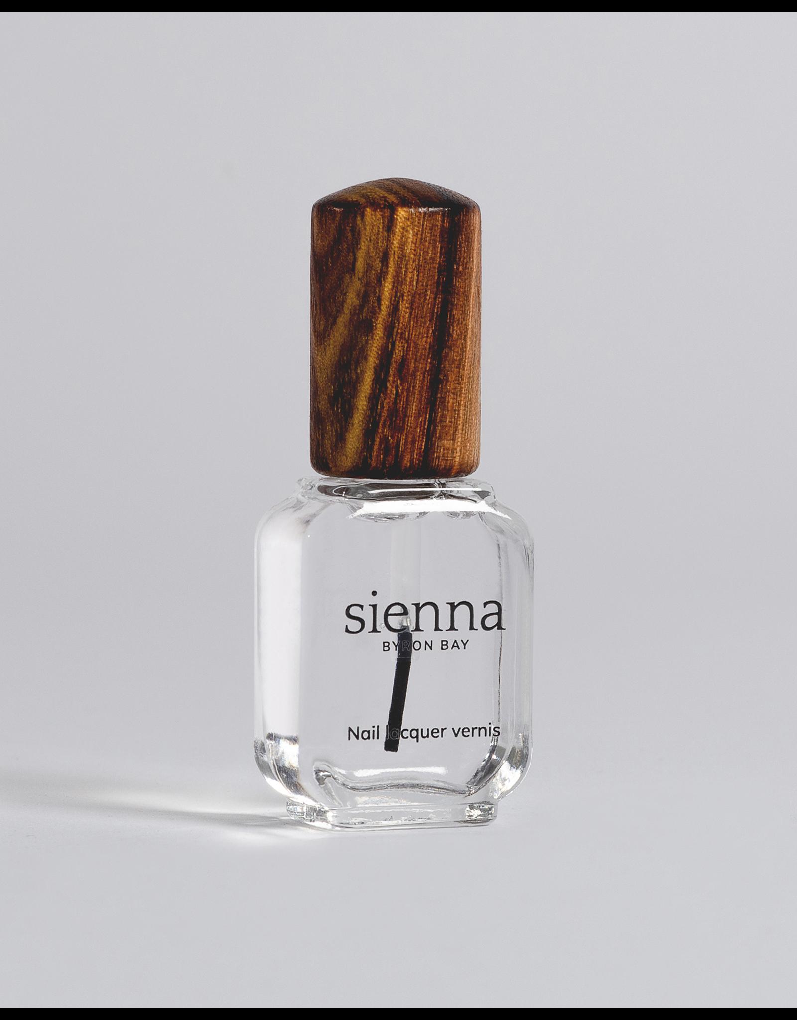 Sienna Byron Bay Lightning Top Coat Nail Polish