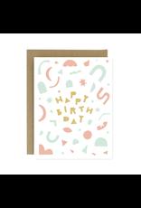 Worthwhile Paper Birthday Confetti Card