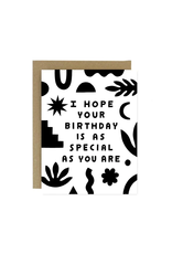Worthwhile Paper Special Birthday Card