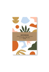 Worthwhile Paper Shapes & Colours Notebook