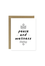 Worthwhile Paper Peace and Wellness Card