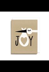 Worthwhile Paper Bundle of Joy New Baby Card
