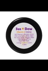 Living Libations Sun Dew Vitamin D Crème 5ml