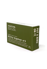 Routine Dirty Hipster Natural Bar Soap