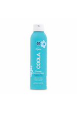 COOLA SPF 50 Classic Body Organic Sunscreen Body Spray - Fragrance Free