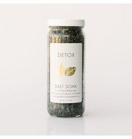 Garden City Essentials Salt Soak Detox