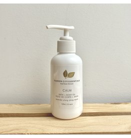 Garden City Essentials Calm Bath + Body Oil