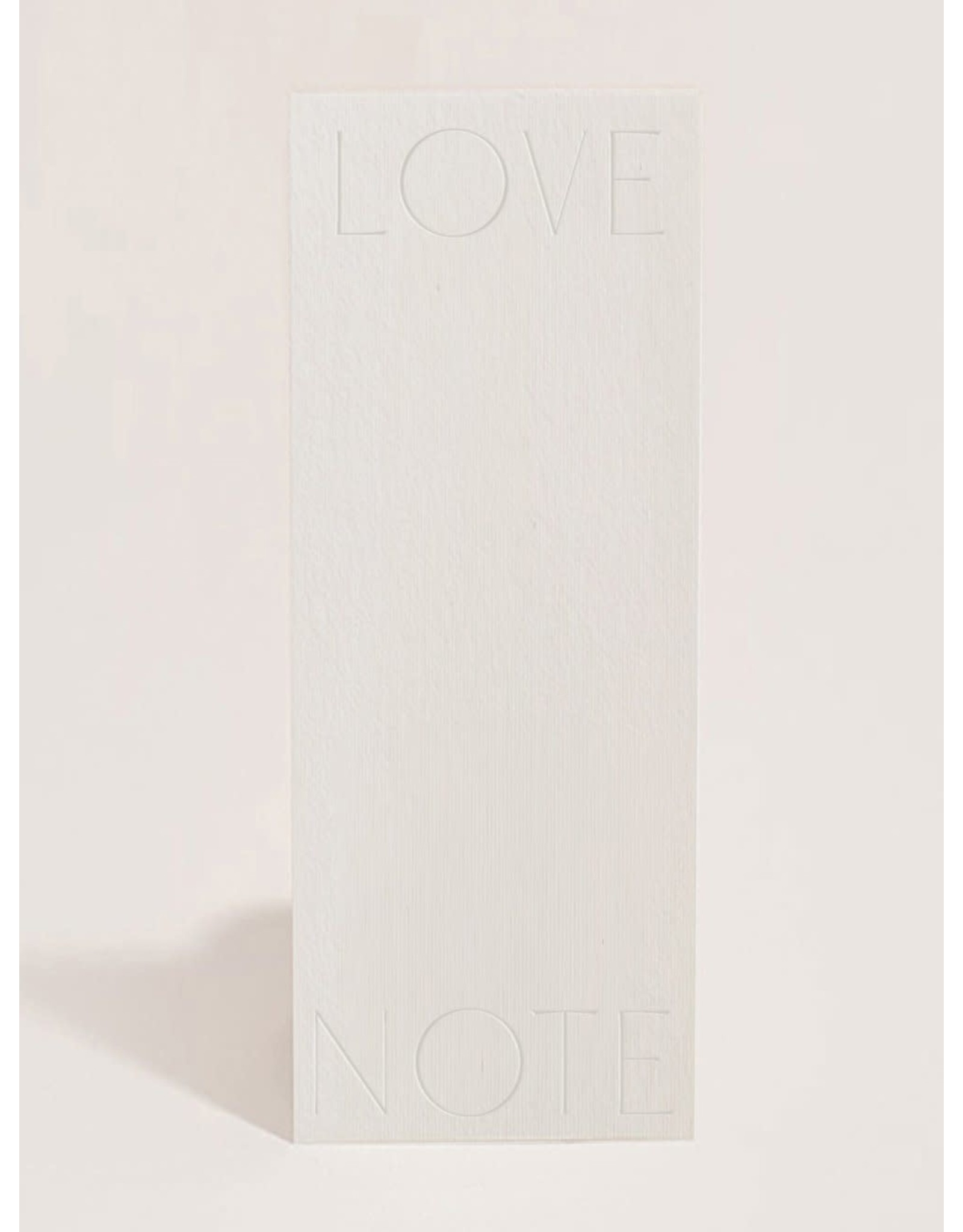 Wilde House Paper Love Note