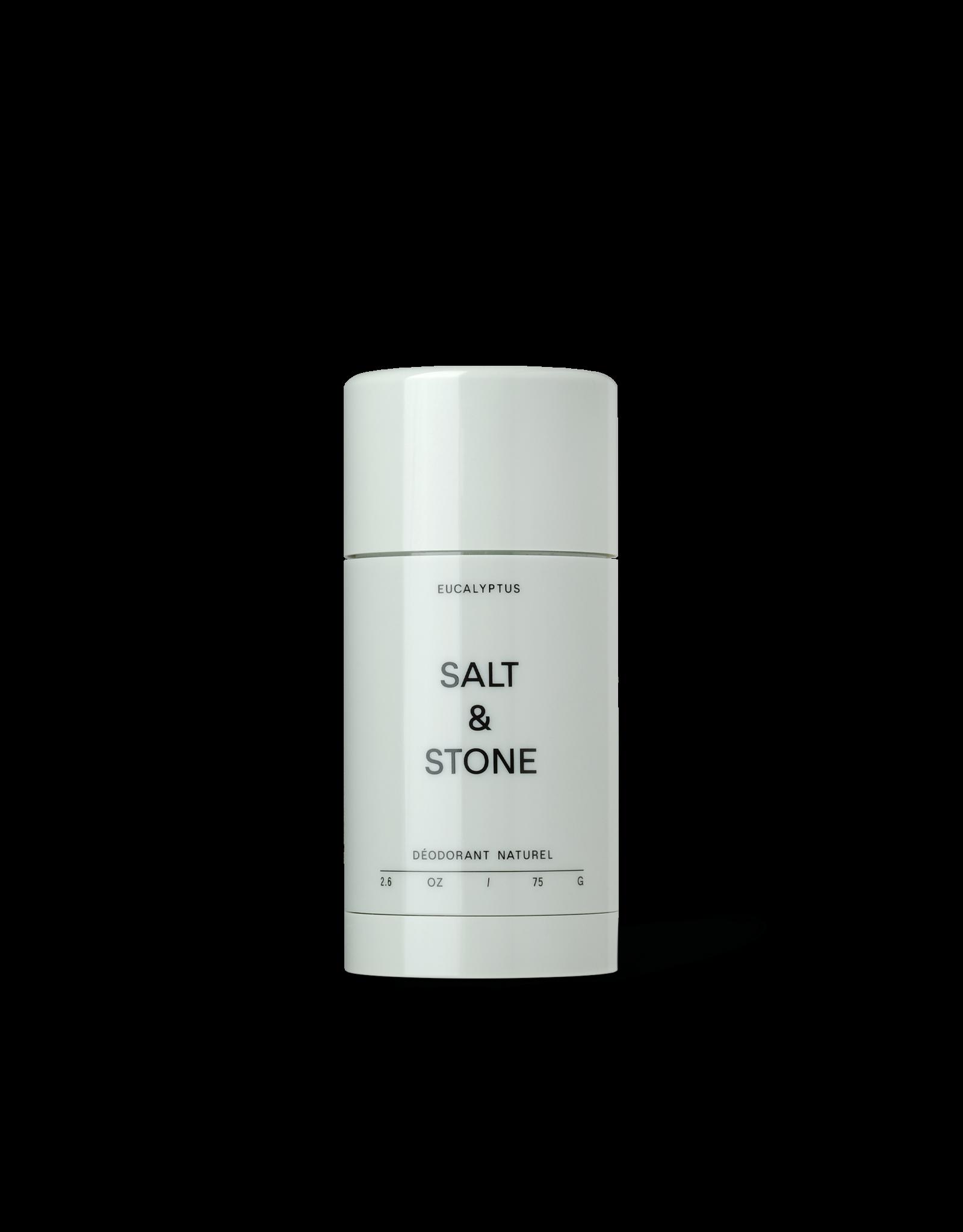 Salt & Stone Eucalyptus Natural Deodorant - Formula No. 2