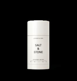 Salt & Stone Lavender & Sage Natural Deodorant - Formula No. 1