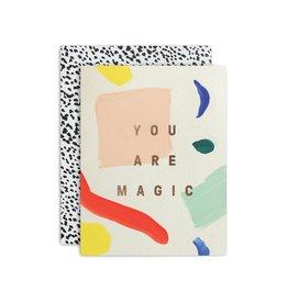 Moglea Rainbow You Are Magic Card