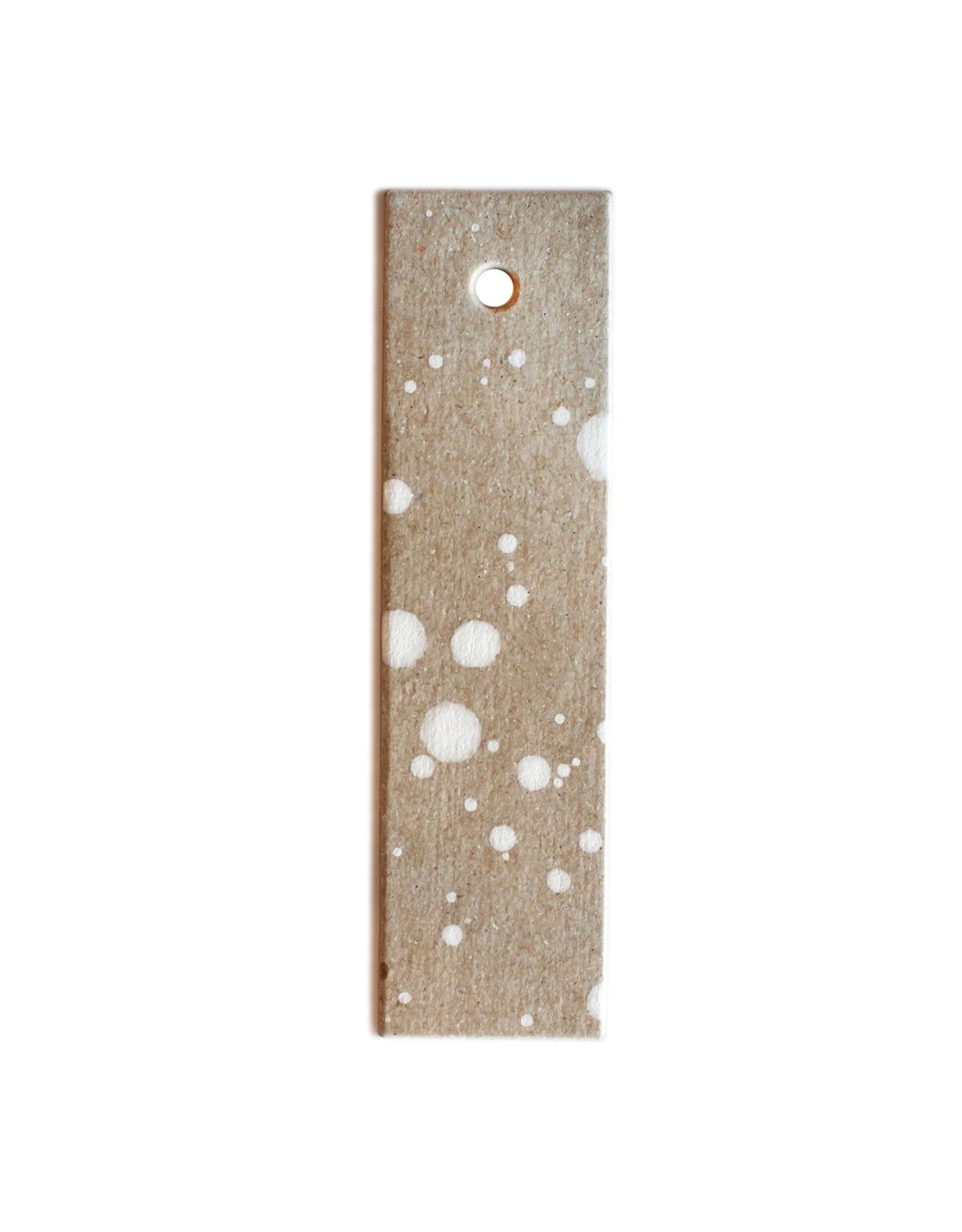 Moglea Snowfall Long Gift Tags (6 pc)