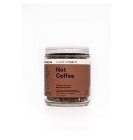 Lake & Oak Tea Co. Not Coffee - Superfood Tea