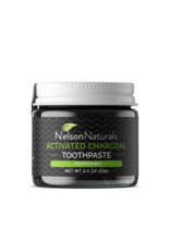 Nelson Naturals Activated Charcoal Whitening Treatment
