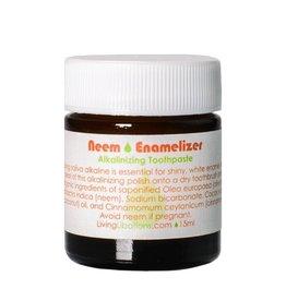 Living Libations Neem Enamelizer Alkalinizing Toothpaste