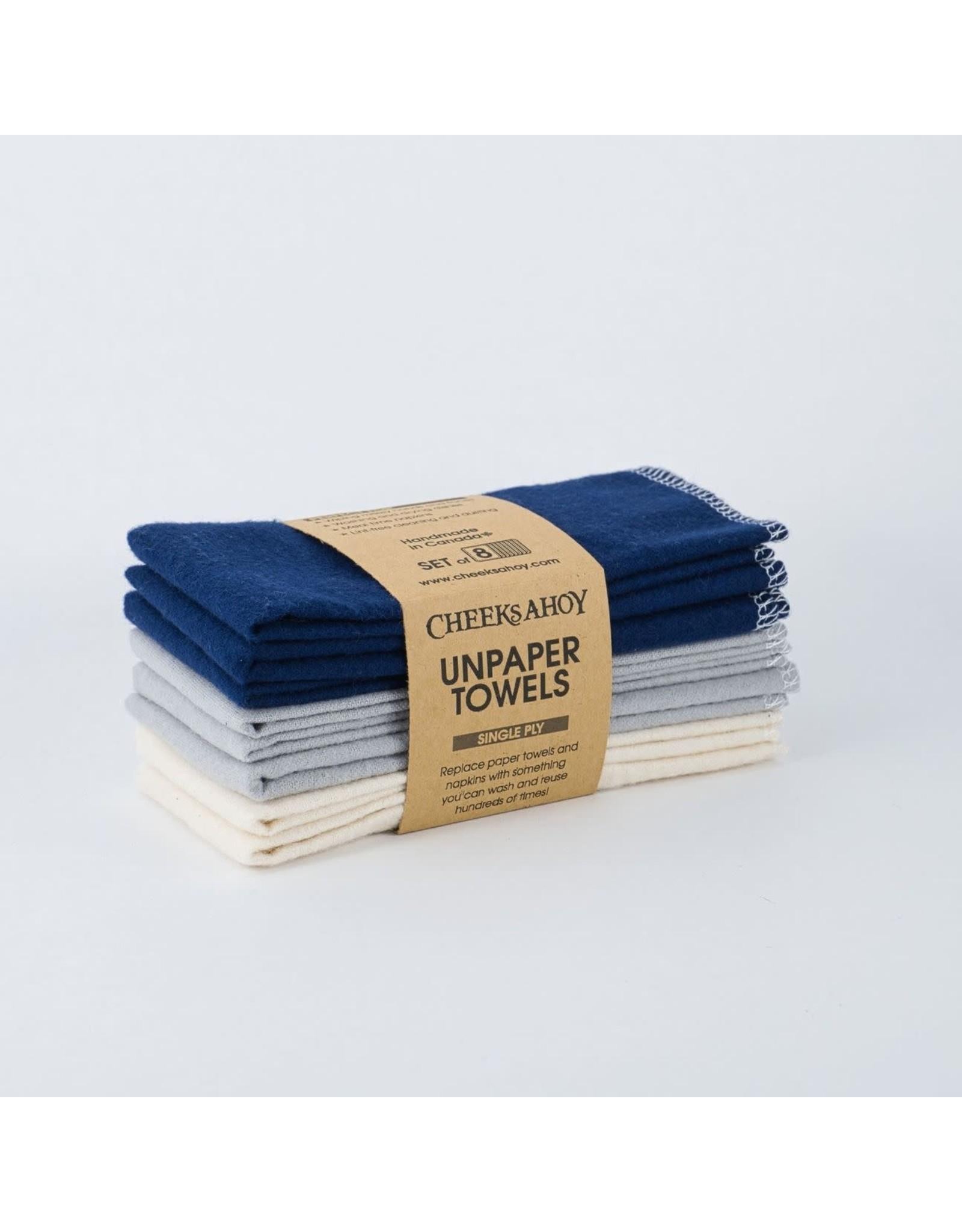 Cheeks Ahoy Unpaper Towels